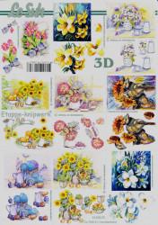Le Suh knipvel bloemen 4169673 (Locatie: 1318)