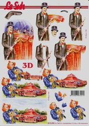 Le Suh knipvel circus 8215290 (Locatie: 1405)