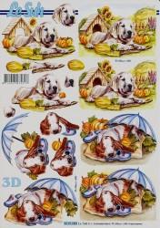 Le Suh knipvel honden 8215280 (Locatie: 4524)
