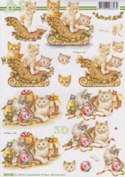 Le Suh knipvel katten 8215558 (Locatie: 0717)