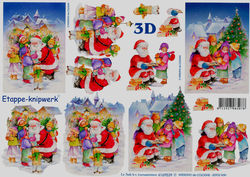 Le Suh knipvel kerst nr. 4169539 (Locatie: 2301)