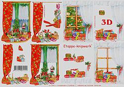 Le Suh knipvel kerst nr. 4169545 (Locatie: 4315)