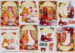 Le Suh knipvel kerstmis 4169333 (Locatie: 2334)