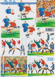 Le Suh knipvel voetbal 777168 (Locatie: 1505)