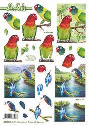 Le Suh stansvel papegaai 680081 (Locatie: 2761)