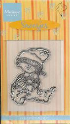 Marianne Design clear stamp baby jongen HM9420 (Locatie: K187)