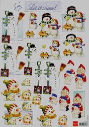 Marianne Design vintage knipvel IT 547 (Locatie: 2253)