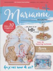 Marianne Magazine nr. 34 zomer 2017 (Locatie: k2)
