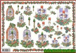 Mireille knipvel kerst X 443 (Locatie: 5508)