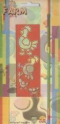 Nellie Snellen embosmal kippen INE104* (Locatie: NN224 )
