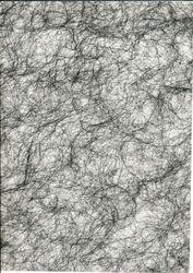 Spinnenweb papier zwart A4 29995/17 (Locatie: 6330)