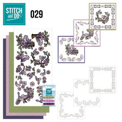 Stitch and Do 29 Birds STDO029