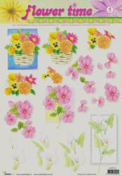 Studio Light knipvel bloemen nr. STAPFT 01 (Locatie: 5007)