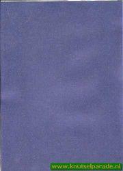 Vellum blauw per vel (Locatie: 5829)