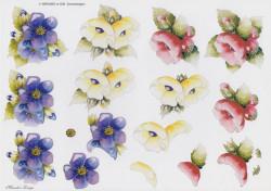 Wekabo knipvel bloemen 638 (Locatie: 0724)
