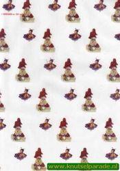 Wekabo vellum poppetjes 521 (Locatie: 1503)