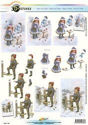 Doe Maar knipvel winter 11055-360 (Locatie: 5614)