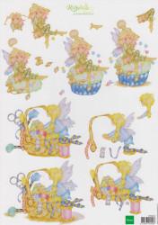 Marianne Design knipvel elfje RD 0204 (Locatie: 0916)