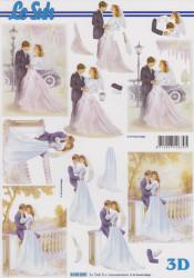 Le Suh knipvel huwelijk 4169839 (Locatie: 0904)