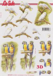 Le Suh knipvel vogel 8215219 (Locatie: 1113)