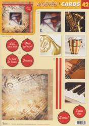 Studio Light algemeen cards 42 (Locatie: 0946)