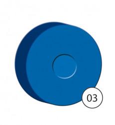 Collall verfblokken 6x donkerblauw COLPB4403