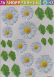 3D Shape Forming bloemen 3Dshapeformsl51 (Locatie: 1615)