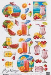 Amy Design knipvel drankje CD10925 (Locatie: 2307)