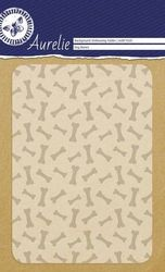 Aurelie Embossing Folder Dog Bones AUEF1020 (Locatie: 4RR5 )