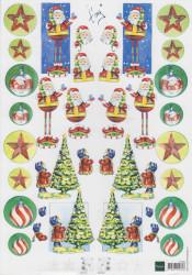 Avec knipvel kerst IT 506 (Locatie: 2422)