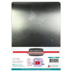 Hobbyjournaal Metal Adapter Plate A4 HJ-MAP-10001
