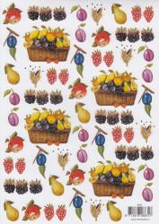 Intertrade knipvel fruit 8835 (Locatie: 2717)
