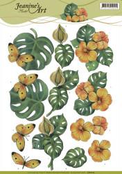 Jeanine's Art knipvel vlinder CD11110 (Locatie: 2661)