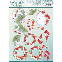 Jeanine's Art knipvel Winter Classics CD10970 (Locatie: 0509)