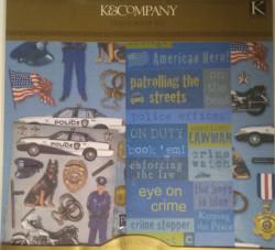K&Company Police Scrap Kit 670624