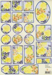 Knipvel bloemen SHSV221 (Locatie: 1340)
