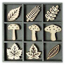 Knorr Prandell Houten ornamenten herfst 18521020 (Locatie: 4RS10 )