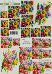 Le Suh knipvel bloemen 630217 (Locatie: 4425)