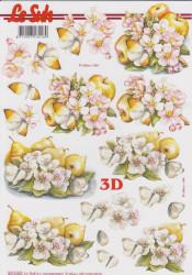 Le Suh knipvel bloemen 8215601 (Locatie: 6107)