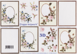 Le Suh knipvel bloemen nr. 4169198 (Locatie: 1637)