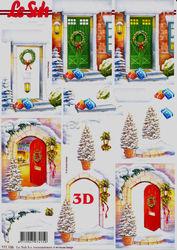 Le Suh knipvel kerst 777106 (Locatie: 4218)