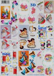 Le Suh knipvel kerstmis 4169366 (Locatie: 1225)