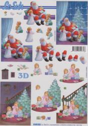Le Suh knipvel kerstmis 4169923 (Locatie: 2524)