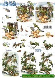 Le Suh knipvel vogels 8215358 (Locatie: 6243)