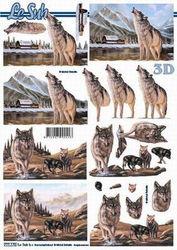 Le Suh knipvel wolf 777170 (Locatie: 6108)