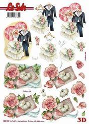 Le Suh stansvel huwelijk 680103 (Locatie: 243)