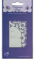 Marianne Design Embossingmal Hoekje EE3419 (Locatie: H054)