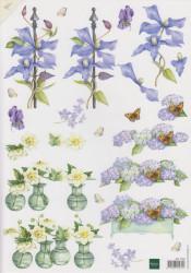Mattie knipvel bloemen MB0096 (Locatie: 0501)