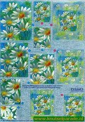 Metallic knipvel bloemen 11178216 (Locatie: 6227)