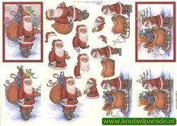 Mireille knipvel kerst X 159 (Locatie: 5533)